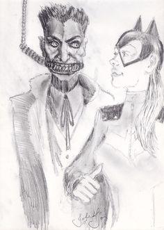 Batgirl and the Joker