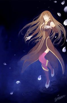 Tear Tales of Abyss