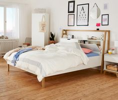 Bett »Valentine« - Betten - Schlafzimmer - Dänisches Bettenlager ...