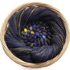 Yarn and roving