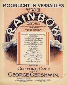 Rainbow, The Gershwin Music