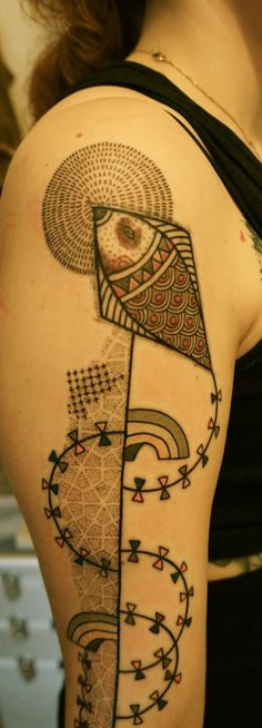 ART BY NOON: TATTOOS