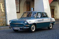 Czechoslovakia - 1967 Skoda 1000 MB