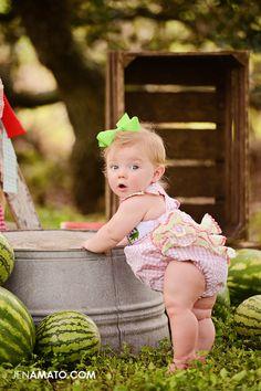 Watermelon Minis #summertime kids playtime #playtime summer ideas #luxurykids . Find more inspirations at www.circu.net