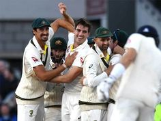 Dominant Australian side retains the 'Ashes' they go up in the series with one Test Match to go. Australia with David Warner and Steve Smith back looks dominant as ever. Though only the later has been in the form of his life. Stuart Broad, Ben Stokes, Port Of Spain, David Warner, Steve Smith, Cummins, World Cup, Cricket, Ash