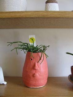 Pot Heads planter!