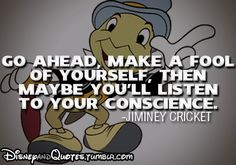 Disney Quotes- I wish I could give this to my clients