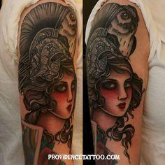 Prettylady!(Providence Tattoo)