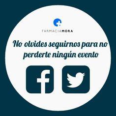 Facebook: Farmacia Mora Guardamar / Twitter: @Farmacia_Mora