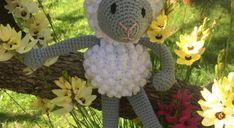Patrón amigurumi de oveja Molly Diy Crochet Amigurumi, Amigurumi Patterns, Amigurumi Doll, Crochet Yarn, Crochet Toys, Crochet Patterns, Crochet Ideas, Crochet Animals, Handmade Toys
