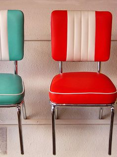 idea for recovering our retro chairs