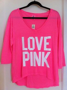 Cute Pink Shirts
