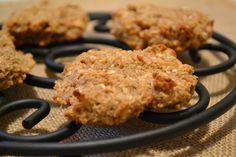 Paleo Apple Cinnamon Coconut Cookies