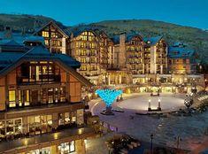 Village City in Vail Colorado