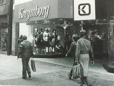 Kreymborg (kledingwinkel), wie weet waar deze foto is genomen?