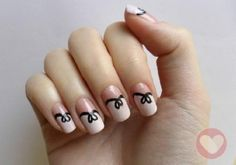 Easy Concept of Pink Nail Art Designs with Soft Color Options