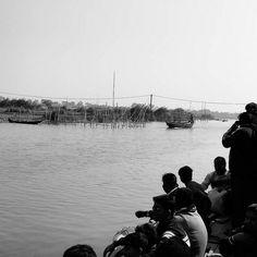 Boat ride to sabuj Dwip. #boat #river #kolkata #weekend #hangout #corecommittee
