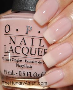 Beautiful OPI New York City Ballet You Callin' Me a Lyre?  LOVE!