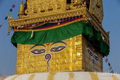 Непал. Swayambhunath Temple