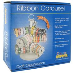 Ribbon Carousel