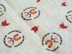 "Vintage Fabric - Cowboys - By the Yard x 36""W - 1950's - Retro Sewing Material - Yardage - Craft Supply - Western Theme - Novelty by NehiandZotz on Etsy https://www.etsy.com/listing/223181743/vintage-fabric-cowboys-by-the-yard-x-36w"