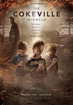 THE COKEVILLE MIRACLE! On Sale TODAY! Come into our New Store to get your copy today!