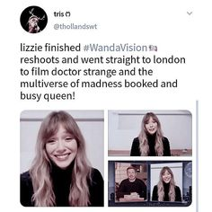 Avengers Cast, Avengers Memes, Marvel Jokes, Marvel Funny, Marvel Avengers, Film Doctors, Elizebeth Olsen, I Understood That Reference, Elizabeth Olsen Scarlet Witch