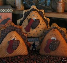 Turkey Pattern to purchase - Primitive Halloween Patterns, Primitve Halloween Doll Patterns Thanksgiving Crafts, Thanksgiving Decorations, Fall Crafts, Holiday Crafts, Fall Decorations, Fall Patterns, Halloween Patterns, Sewing Patterns, Halloween Doll