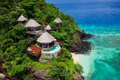 Laucala Island Resort, Laucala Island, Fiji.