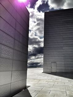 We just love this detail shot of the Opera Roof :-) Photo: Beate / Visit Norway Oslo Opera House, Beautiful Norway, Visit Norway, Norway Travel, North America, Skyscraper, Multi Story Building, Detail, Art