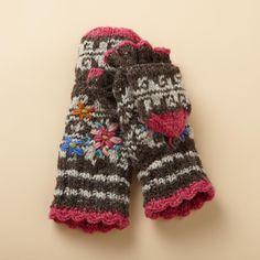 THUMBS UP MITTENS - Gloves - Accessories - Women   Robert Redford's Sundance Catalog