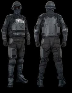 my choice of gear : ) The best armor consists of paintball gear, sweat shirts and jeans. The best head gear is pretty much a paintball mask or a full head motor cycle helmet.
