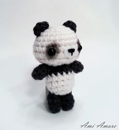 Amigurumi Dictionary Meaning : Pandas on Pinterest