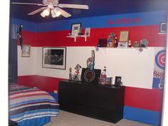 Bedroom , 10 Nice Chicago Cubs Bedroom Ideas : Kids Bedroom