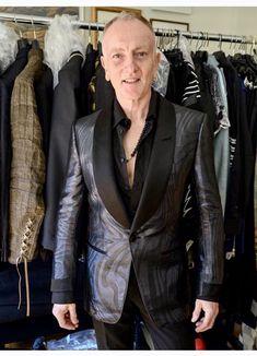 ✨Phil Phil Collen, Joe Elliott, Silver Foxes, Def Leppard, Rock Bands, Heavy Metal, Bae, Rocks, Leather Jacket
