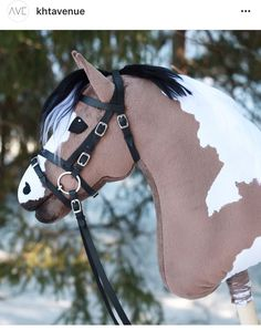 """Abbervail dream"" should his barn name be ""almonds"", ""abbervail"" or ""dream""? ""Abbervail dream"" should his barn name be ""almonds"", ""abbervail"" or ""dream""? Stick Horses, Show Horses, Hobbies For Girls, Fun Hobbies, Horse Head Wreath, Hobby Room, Hobby Lobby, Hobby Photography, Horse Crafts"