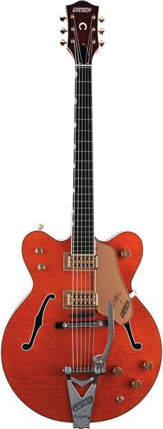 G6120DC Chet Atkins Double Cutaway Hollow Body by Gretsch® Electric Guitars