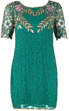 Freya Frock and Frill Summer dress green on shopstyle.co.uk