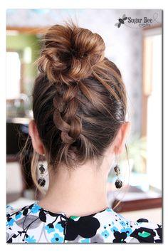 Sugar Bee Crafts: Hair - short or long?