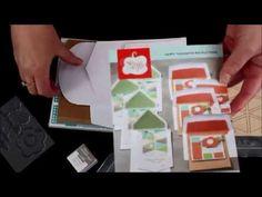 June 2015 Stampin' Up! Paper Pumpkin Unboxing & Reveal  www.Laura'sStampPad.com
