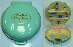 toys from 1990's | polly pocket released back in 1990 s