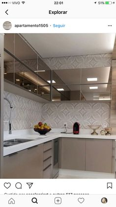 Finding the Best Fabulous Modern Kitchen Sets on Simplicity , Efficiency and Elegance - houseinspira Kitchen Room Design, Kitchen Cabinet Design, Modern Kitchen Design, Home Decor Kitchen, Interior Design Kitchen, Kitchen Furniture, Home Kitchens, Kitchen Nook, Kitchen Designs