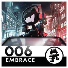 Monstercat Reimagined Album Art 006: Embrace by petirep