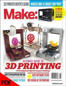 Ultimate 3D Printer Buyer's Guide