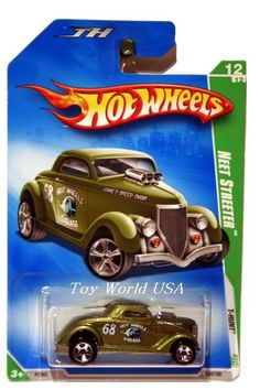hot+wheels+treasure+hunt+series | collector 54 vehicle name neet streeter series 2009 treasure hunt