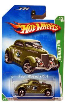 hot+wheels+treasure+hunt+series   collector 54 vehicle name neet streeter series 2009 treasure hunt