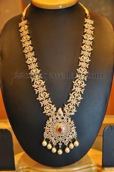 Brilliant Cut Sparkling Diamond Haar   Jewellery Designs