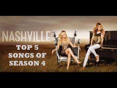 Top 5 Songs from Nashville Season 4 - YouTube