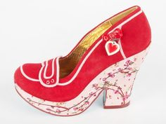 Irregular Choice: Pashing