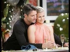 Ejami - New Years Eve 2013 - look at how they both yearn for the walls between them to disappear. Hallmark Romantic Movies, Hallmark Christmas Movies, Hallmark Movies, Alison Sweeney, James Scott, Youtube Movies, Tv Couples, Romance Movies, Days Of Our Lives